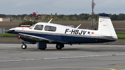 F-HBJV - Mooney M20J - Private