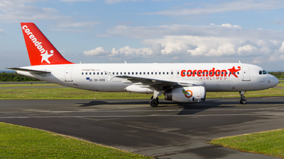 SX-ODS - Airbus A320-232 - Corendon Airlines (Orange2Fly)'