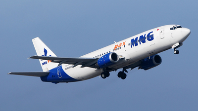 TC-MNM - Boeing 737-4Q8 - MNG Airlines
