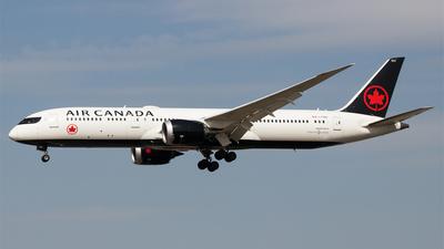 A picture of CFSBV - Boeing 7879 Dreamliner - Air Canada - © Melanie Niedermeier
