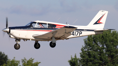 N8417P - Piper PA-24-250 Comanche - Private