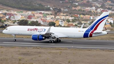 EC-NIU - Boeing 757-223(PCF) - Swiftair