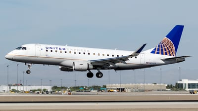 N211SY - Embraer 170-200LR - United Express (SkyWest Airlines)