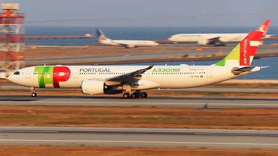 A picture of CSTUA - Airbus A330941 - TAP Air Portugal - © Hongming Zheng