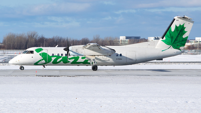 C-FSOU - Bombardier Dash 8-311 - Jazz Aviation