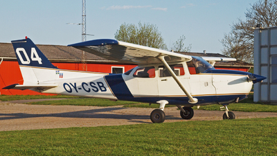OY-CSB - Cessna 172S Skyhawk SP - Private