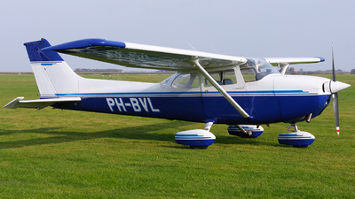 PH-BVL - Reims-Cessna F172N Skyhawk II - Private