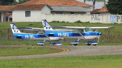 PR-SKU - Cessna A152 Aerobat - EJ - Escola de Aeronautica Civil