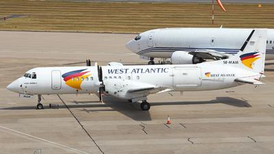 SE-MAM - British Aerospace ATP-F(LFD) - West Air Europe