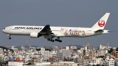 JA751J - Boeing 777-346 - Japan Airlines (JAL)