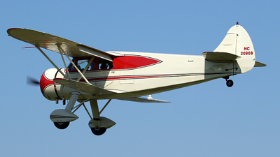 NC20908 - Waco AGC8 - Private