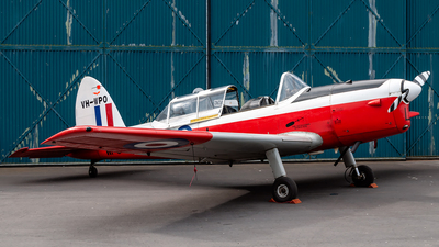 VH-WPO - De Havilland Canada DHC-1 Chipmunk T.10 - Private