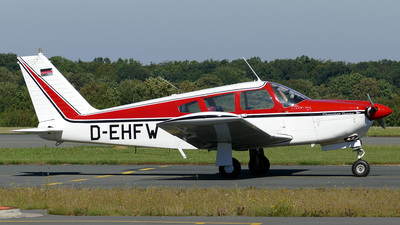 D-EHFW - Piper PA-28R-180 Cherokee Arrow - Private