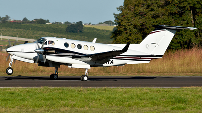 PR-HRA - Beechcraft B200 Super King Air - Private