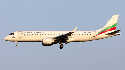 LZ-SOF - Embraer 190-100IGW - Bulgaria Air