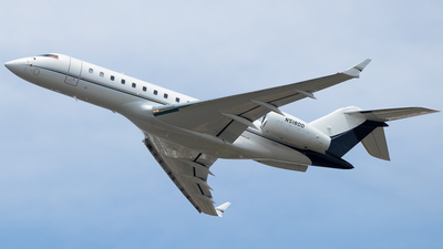 N518DD - Bombardier BD-700-1A10 Global Express - Private