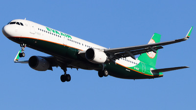 B-16212 - Airbus A321-211 - Eva Air