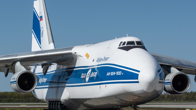 A picture of RA82045 - Antonov An124 - VolgaDnepr Airlines - © Stephan Wagner