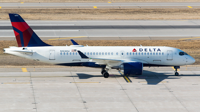 A picture of N104DU - Airbus A220100 - Delta Air Lines - © John Newsome