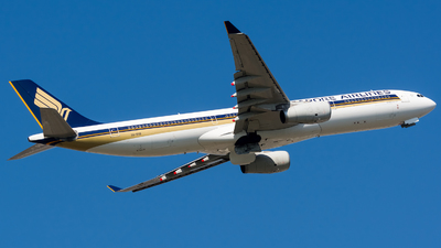 9V-SSD - Airbus A330-343 - Singapore Airlines