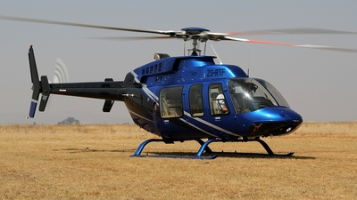 ZS-RTF - Bell 407 - Private