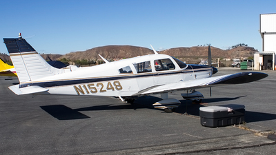 N15248 - Piper PA-28-180 Cherokee - Private