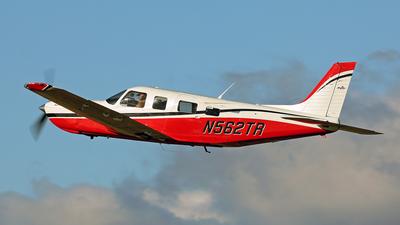 N562TR - Piper PA-32R-301T Turbo Saratoga - Private