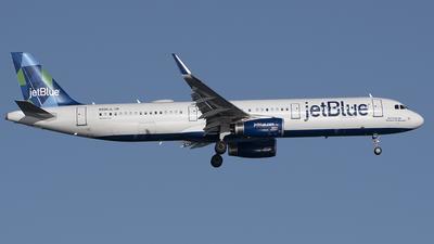 A picture of N996JL - Airbus A321231 - JetBlue Airways - © Art Brett