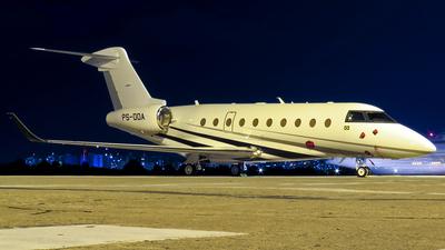 PS-DDA - Gulfstream G280 - Private