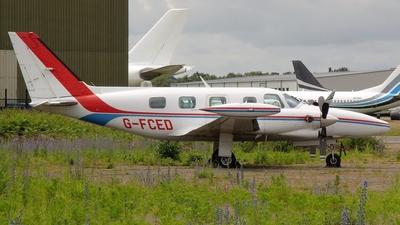 A picture of GFCED - Piper PA31T2 Cheyenne IIXL -  - © Glyn Charles Jones