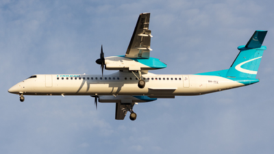 VH-IYK - Bombardier Dash 8-Q402 - Cobham Aviation Services Australia
