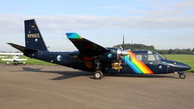 N980EE - Gulfstream Commander 695 Jetprop 980 - Private
