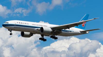 B-2041 - Boeing 777-F1B - China Southern Cargo