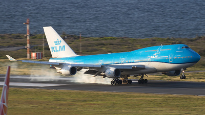 PH-BFN - Boeing 747-406 - KLM Royal Dutch Airlines