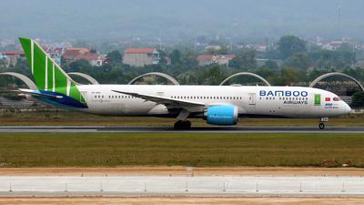 VN-A818 - Boeing 787-9 Dreamliner - Bamboo Airways