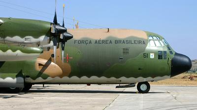FAB2451 - Lockheed C-130E Hercules - Brazil - Air Force
