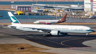 B-KPC - Boeing 777-367ER - Cathay Pacific Airways