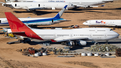 N952JM - Boeing 747-438 - Private