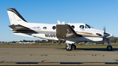 N588SA - Beechcraft C90B King Air - Guardian Flight