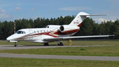 OE-HAK - Cessna 750 Citation X - JetAlliance
