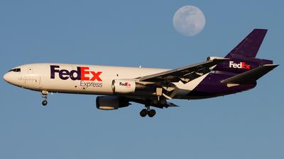 N396FE - McDonnell Douglas MD-10-10(F) - FedEx