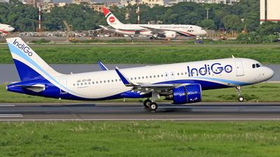 A picture of VTIZI - Airbus A320271N - IndiGo - © Raihan Ahmed