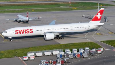 HB-JNI - Boeing 777-3DEER - Swiss