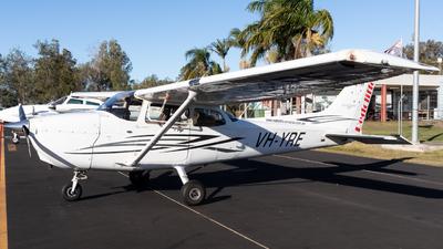 VH-YRE - Cessna 172S Skyhawk SP - Aero Club - Redcliffe