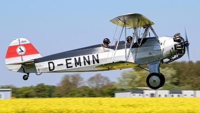 D-EMNN - Focke-Wulf Fw44 Stieglitz - Private