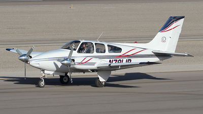 N791JB - Beechcraft 95-A55 Baron - Private