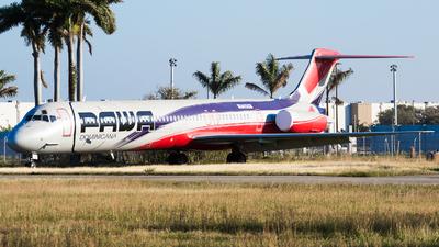 N724SH - McDonnell Douglas MD-83 - PAWA Dominicana