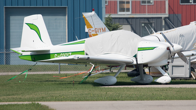 C-GVVT - Vans RV-7A - Private
