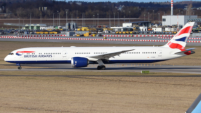 G-ZBLB - Boeing 787-10 Dreamliner - British Airways