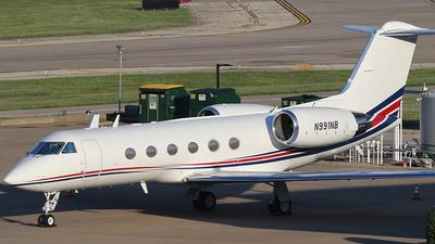 N991NB - Gulfstream G-IV - Private